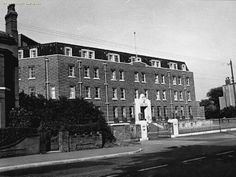 The Northern Hospital, Cheetham Hill Road Old Photos, Vintage Photos, Manchester Uk, Salford, My Memory, Hospitals, Back In The Day, North West, Time Travel