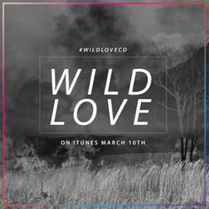 """Check out MorningStar's newest worship album """"Wild Love"""" on iTunes! Find it here: https://itun.es/us/CJ905"""