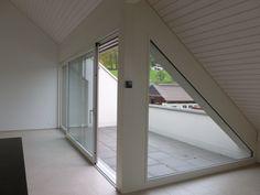 Schrägfenster in Holz-Metall Windows, Metal, Timber Wood, Window, Ramen
