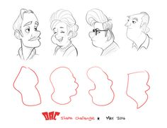 ArtStation - Sketches, Luigi Lucarelli Body Reference Drawing, Face Sketch, Picture Story, Cartoon Art Styles, Fantasy, Disney Cartoons, Character Drawing, Character Design Inspiration, Art Tutorials