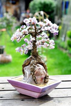 Fluorite tree