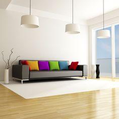 Fotos de interiores de casas modernas