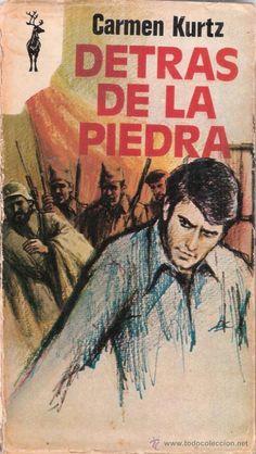DETRAS DE LA PIEDRA - CARMEN KURTZ