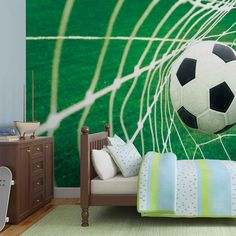 Huge Football Net Photo Wallpaper Mural £44.99 - £54.99 This Football Photo Wallpaper Mural is available in several different sizes Made to order, using the highest quality machines & materials 115g/m2 Paper Packaging Dimensions (cm) 118 x 10 x 10 Please allow 14 days delivery Free uk delivery only @ www.totsrus.site