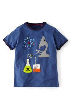 Mini Boden 'Doing Stuff' Short Sleeve T-Shirt (Toddler Boys, Little Boys & Big Boys) | Nordstrom