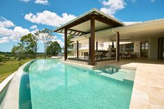 Tunba House - tropical - Pool - Other Metro - SBT Designs