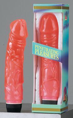 Vibratorul Jelly Pink este confectionat din jelly, un material moale, placut la atingere si usor de igienizat.   Vibratorul are un cap flexibil, usor curbat.   Striatiile suplimentare la baza sporesc stimularea clitorisului.  In plus are vibratii reglabile si o curbura anatomica facandu-l mai interesant si oferind orgasme placute, facandu-va sa nu regretati de decizia pe care ati luat-o de al folosi.  Vibrator realist Jelly Pink este foarte placut la atingere.  Culoare roz  Material…