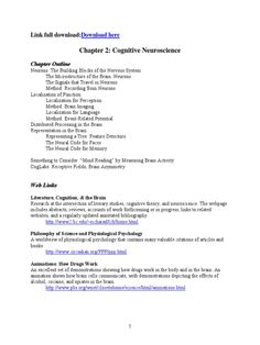 Solution manual for accounting information systems 12th edition by solution manual for cognitive psychology connecting mind research and everyday experience edition e bruce goldstein fandeluxe Images
