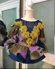 2020 Best Ankara Styles You Should Consider - Vincisjournal Short African Dresses, African Lace Styles, African Print Dresses, Ankara Styles, African Blouses, African Fashion Ankara, Latest African Fashion Dresses, African Print Fashion, African Print Dress Designs
