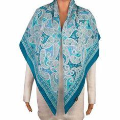 foulard pour femme Taille  111 cm x 111 cm  Amazon.fr  Vêtements et  accessoires 5a89a9b5369