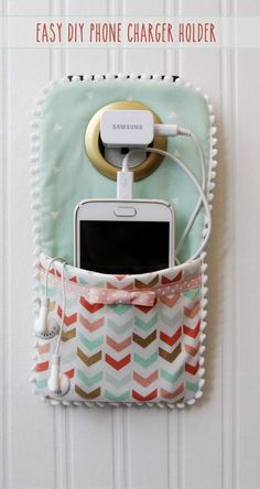 Easy Phone Charger Holder