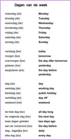 Dutch Language, German Language Learning, Language Study, Learn Dutch, Learn German, Learn English, Sweden Language, Norway Language, Dutch Phrases