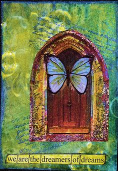 We are the dreamers of dreams ATC