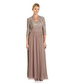 Jessica Howard Bolero Jacket Dress #Dillards Lindsay, What do you ...