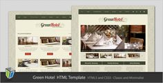 Review Green Hotel - Classic and Minimalist HTML Templatein each seller & make purchase online for cheap. Choose the best price and best promotion as you thing Secure Checkout you can trust Buy best