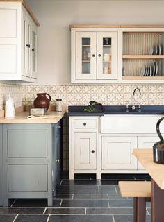 Bastide Freestanding Kitchen http://www.firedearth.com/kitchens/shop-by-range/bastide-freestanding