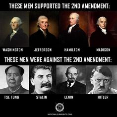 """Support the 2nd Amendment! ~ """"Are we at last brought to such humiliating and debasing degradation that we cannot be trusted with arms for our defense? Where is the difference between having our arms in possession and under our direction, and having them under the management of Congress? If our defense be the real object of having those arms, in whose hands can they be trusted with more propriety, or equal safety to us, as in our own hands?"""" - Patrick Henry"""