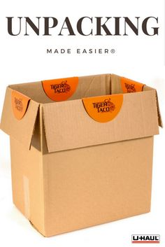The Tiger Taco is the single most innovative packaging tool since the invention of the carton box. This patented product makes packing and unpacking boxes on moving day quicker, safer, easier and more fun!  Buy yours here | Packing for a Move