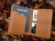 Saddleback Leather RFID Shielded Passport Wallet Review ($70)
