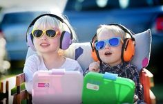 """Bluesfest, we miss you!"" Music festival with the family? Hearing protection is a must! (  @rockandrollerwagons via @latermedia )"