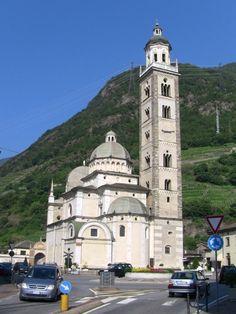 Santuario della Madonna di Tirano, Italy