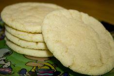 Bakery Sugar Cookies  http://bakerlady.wordpress.com/2011/03/24/bakery-sugar-cookies/