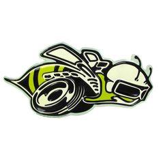 Dodge Super Bee Die Cut Tin Sign