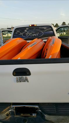 Our new Kayaks