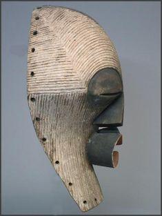 Songye female kifwebe mask - RAND AFRICAN ART