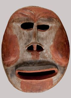 Anthropomorphic Masks (Yup'ik People)   Museum of Natural and ...