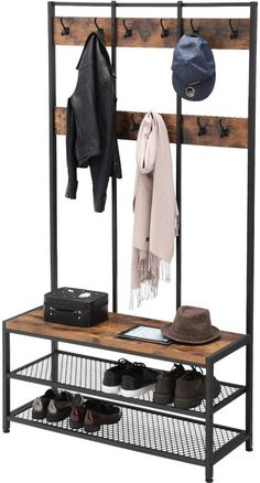 Welded Furniture, Industrial Design Furniture, Loft Furniture, Iron Furniture, Steel Furniture, Furniture Design, Industrial Decorating, Regal Display, Home Interior Design