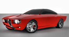 Alfa Romeo Giulia GT50 Concept is a Modern Reinterpretation of Bertone's Classic Sprint GT