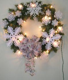 Wreath | Snowflake Wreath