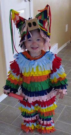 piñata costume!
