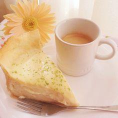 Torta de limão com café - www.camilanacozinha.com