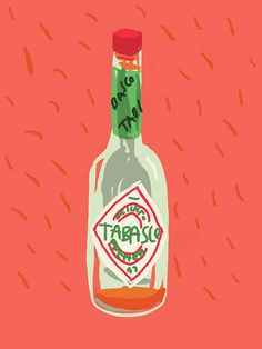 Tabasco by Lobstersquad, via Flickr