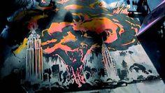 Heroes-Genesis by Isaac Mendaz (Tim Sale) Heroes Tv Series, Heroes Wiki, Best Tv Shows, Favorite Tv Shows, Hero Tv Show, Mushroom Cloud, Heroes Reborn, Zachary Quinto, Today In History