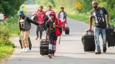 The Canadian military is building a refugee camp in Saint-Bernard-de-Lacolle near Plattsburgh, NY to house up to 500 US asylum seekers. This is in addition to a shelter at Montreal Olympic Stadium in Week 38.