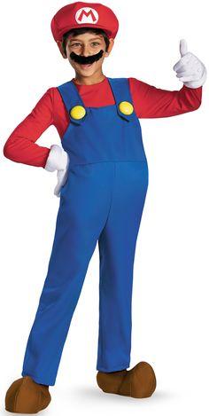Disfraz Mario™Prestige Niño Disponible en: http://www.vegaoo.es/p-224041-disfraz-mario-nino.html?type=product