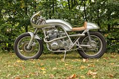 Kawasaki KZ750 Cafe Racer by Rodsmith #motorcycles #caferacer #motos   caferacerpasion.com