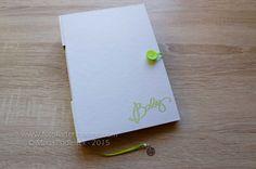 Babytagebücher - Babytagebuch RAINBOW - A5 - Hellgrün - ein Designerstück von mpodleisek bei DaWanda