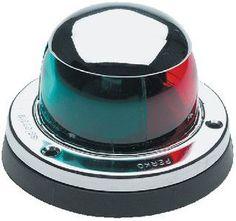 Seachoice Bi-color Bow Light CPB Round - 05031