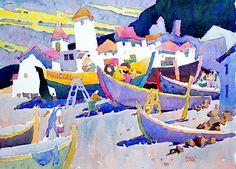 Frank Webb - WatercolorPainting.com