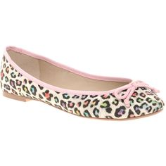 ASOS LUCY Ballet Flats ($20) ❤ liked on Polyvore