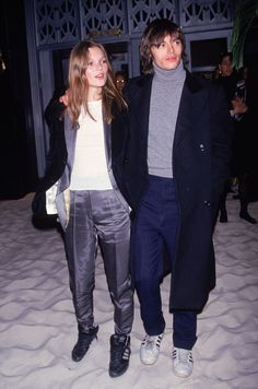 From Kate Moss to Phoebe Philo: Why You Need to Try the Cool-Girl Uniform