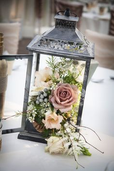 25 Cute and Gorgeous Rustic Wedding Centerpieces Rustic style is so timeless and. 25 Cute and Gorgeous Rustic Wedding Centerpieces Rustic style is so timeless and many people loves it. This style is oft. Lantern Centerpiece Wedding, Wedding Lanterns, Rustic Wedding Centerpieces, Wedding Flower Arrangements, Flower Centerpieces, Floral Arrangements, Wedding Decorations, Centerpiece Ideas, Table Decorations