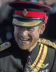 A busy week: Prince Harry also led Britain's commemoration of Armistice Day at the National Memorial Arboretum in Alrewas, Staffordshire Prince William And Harry, Prince Harry And Megan, Prince Henry, Royal Prince, Prince And Princess, Prince Of Wales, Harry And Meghan, Princess Diana, Harry Girlfriend