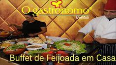 Buffet de Feijoada em Casa - O Gastronomo