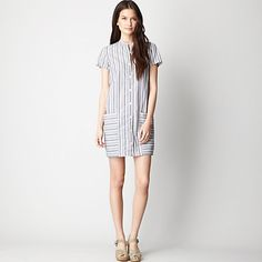 Chandler Dress   Womens Dresses   Steven Alan----like the sheath style, this is really cool.