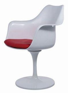 Sillón Tulip - Sillones De Diseño Moderno - Sillas Plástico